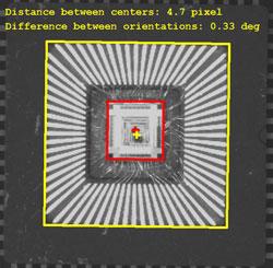 四角形部品の計測