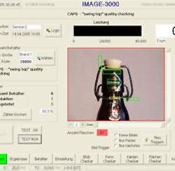 高速ボトル検査システム(トラッキングシステムによる飲料製品生産の簡易化)【BBull社】