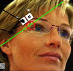 3次元画像処理により自動化されたオーダーメイド遠近両用眼鏡の計測装置【Rodenstock GmbH社】