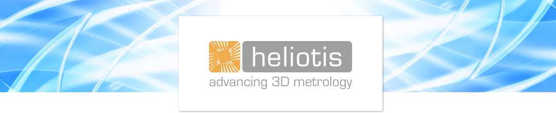 heliotis advancing 3D metrology