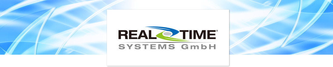 REALTIME SYSTEMS GmbH