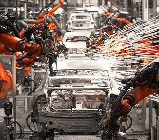 自動車製造における統合監視及び制御【フォルクスワーゲン(ドイツ、Emden)】