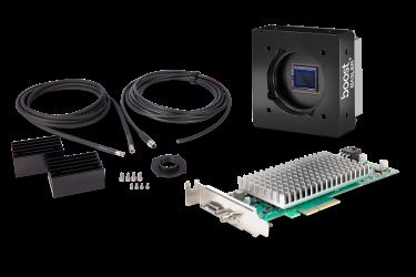 CXP-12 Evaluation Kit  boA8100-16cc 1C